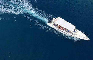 Speedboat-taxi-Klein-Curacao