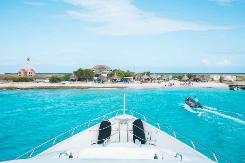 Klein Curacao Boat Trip Cover Beach