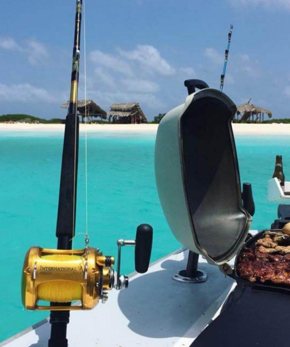 Klein-Curacao-Boat-Charter-Z-34-