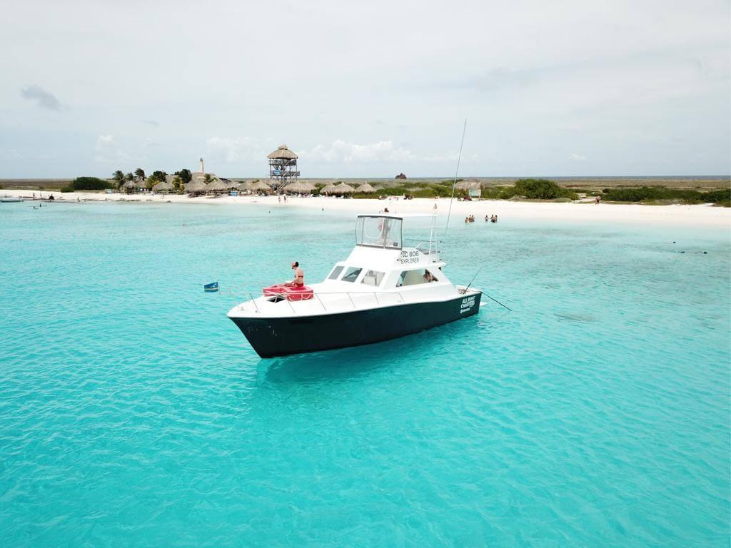 Klein Curacao alquiler de barcos